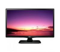 """LG 19"""" 19M38A-B, LED, Resolution: 1366x768, Brightness 200cd/m2, Contrast ratio 5M:1(DFC)/600:1 (typical), Viewing angle H:90/V:65, Response time 5ms, Inputs/Outputs: 1 x D-Sub, Panel Type: TN, Screen Size: 18.5"""" Wide, P/N: 19M38A-B"""