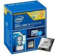 Intel® Core™ i3-4160 Processor  (3M Cache, 3.60 GHz), BOX
