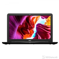 "Notebook Dell Inspiron 5567 i5-7200U 4GB/1TB/R7 M445 2GB/DVD RW/15.6"" Full HD LED/Black/Linux"