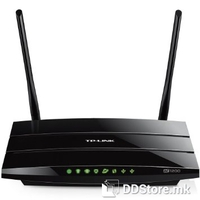 TP-Link Wireless DualBandRouter AC12001 X 10/100 WAN, 4 X 10/100 LAN, USB 2.0, 2 Dual Band External Antennas