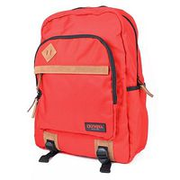 "Notebook Backpack Olympia Aston up to 15.6"" Red"