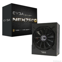 PSU 750W 14CM FAN, EVGA SuperNOVA G1, 80+ GOLD, FULL MODULAR, 120-G1-0750-X2