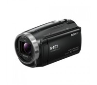 SONY HDRCX625B.CEN, FullHD camcorder with flash, black color