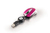 Mouse Verbatim Go Mini Optical Travel Hot Pink