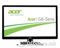 ACER LED 23.8'' IPS G246HYLBID, 16:9 Full HD 1920 x 1080, 100,000,000:1, Brightness 250 cd/m2 , VGA + DVI (w/HDCP)+HDMI
