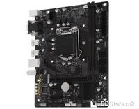 MB Gigabyte B250M-D2V LGA1151 DDR4 2400MHz OC SATA3 USB3.1 GBit LAN DVI/VGA