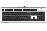 Keyboard A4Tech LCD-720 Wired USB