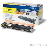 Brother Toner TN230Y Yellow (zolt - do 1400 str.) for HL-3040CN/3070CW, DCP-9010CN, MFC-9120CN/9320CW