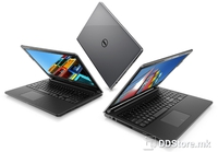 "DELL NB Inspiron 3567, Intel Core i3-6006U (2.00 GHz,3MB Cache) ,15.6"" HD (1366x768) WLED with TL, 4GB (1x4GB) DDR4, 1TB Sata HDD , AMD R5 M430 2GB, DVD+/-RW, Wireless, BT, Ubuntu 16.04, 4-cell, Black, 3Y"