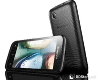 "LENOVO A369i, 4"" 480 x 800 px, Dual SIM, GSM, 3G, CPU Dual-core 1.3 GHz MT 6572, RAM 512 MB, MEM 4 GB + MicroSD do 32 GB, Kamera 2 MP 1600 x 1200 pix, W0LAN, BT, GPRS, USB, Baterija 1500 mAh, Android OS, v4.2 (Jelly Bean), (Black)"