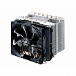 Cooler Master  Hyper 612S Universal high-end silent cooler, 6 heatpipes, 120mm 1300-900RPM fan with fanspeed adapter RR-H612-13FK-R1