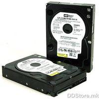 HDD 500GB WesternDigital 7200rpm 16MB Cache SATA-II Caviar WD5000YS