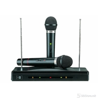 Microphone Manta Wireless System Karaoke MA409