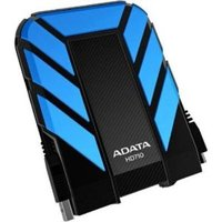 """750GB 2.5"""" HD710 Dash Drive ,USB3.0 , Military Grade Shockproof and waterproof, USB cable, Black"""