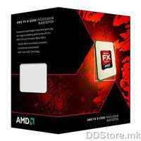 AMD® FX-8320 X8 (3.50GHz 16MB AM3) Box