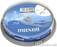 Maxell Blu-Ray  disc 4X 25GB, 25pcs spindle pack