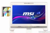 MSI Wind Top AE1921 D525 320 GB 2 GB DDR3