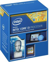 Intel® Core™ i3-4160 Processor (3M Cache, 3.6GHz) BOX, 1080w