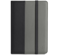 Belkin Cover Classic Case with Integrated Stand for apple iPad mini- Grey/Black F7N037vfC00