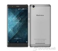 "Blackview A8 Smartphone White, Included Protective case + Eearphones, 5"" IPS DHD 2.5D Arc Screen (1280x720), CNC Metal frameDual SIM, Micro SD, 3G: WCDMA 900/2100MHz, MT6580 Cortex A53 quad core, 1.3GHz;  GPU: Mali-T400, 1GB RAM, 8GB  ROM, Dual camer"