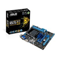 ASUS M5A78L-M LE/USB3, Socket: AMD® AM3+, Chipset: AMD® 760G, DDR3, 1866MHz