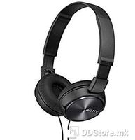 Headphones Sony MDR-ZX310B Black