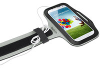 Belkin Slim-Fit Armband Case for Samsung Galaxy S 3/4 Mobile Phones - Black-F8M558btC00