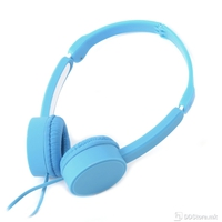 Headphones Omega Freestyle FH-3920 Blue w/Microphone