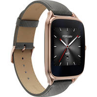 Asus Zenwatch 2 WI501Q Blue Leather IP67 Water/Dust Resistance