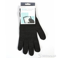 Gloves Platinet for Smartphones & Tablets Black M