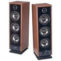 Genius Speaker 2.0, RMS 30W, P.M.P.O 60W, SP-HF2020 V2, Black / Wood