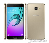 Samsung SM-A510F Galaxy A5 2016 Cat6 LTE, Platinum Gold, 5.2 inches (72.5% screen-to-body ratio), 1.080 x 1.920 pixels (424 ppi pixel density), Super AMOLED capacitive touchscreen, 16 Millions colors, Multitouch, Corning Gorilla Glass 4 back panel, P