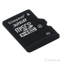 Secure Digital Micro Kingston 32GB SDHC CL4