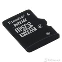 Secure Digital Micro Kingston 32GB SDHC CL4