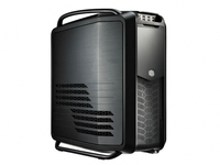 CoolerMaster Case Cosmos II Ultra Tower Black, RC-1200-KKN1, USB 3.0 x 2, USB2.0 x4, 20cm fan x 1,12cm fanx3, 14cm fanx1