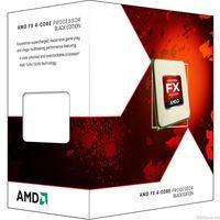 AMD® FX-4130, (X4 Socket AM3+, 3800 MHz, L2 cache 2x 2 MB, L3 cache 4 MB)