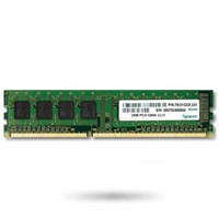 Apacer DDR4 DIMM 8GB, 2400MHz, CL17, 512x8