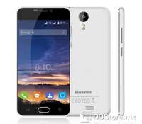 "Blackview BV2000, Smartphone Grey, 5"" HD IPS (1280x720), Dual SIM, Micro SD, 3G: WCDMA 900/2100MHz, 4G: FDD LTE 800/900/1800/2100/2600MHz, MTK6735, Cortex A53 quad core, 1.3GHz;  GPU: Mali-T720, 1GB RAM, 8GB  ROM, Dual camera Front: 5.0MP & Back: 8.0"
