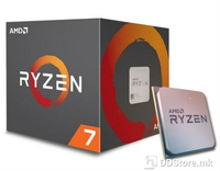 CPU AMD Ryzen 7 1800X Eight-Core 3.6GHz AM4 BOX w/o Cooler