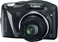 CANON SX-130 IS1, 2.1 megapixel; Manual controls; 3in LCD screen