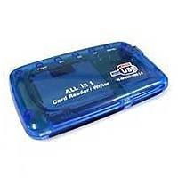 15.99.6218-10 VALUE USB 2.0 Card Reader 50+, internal, black