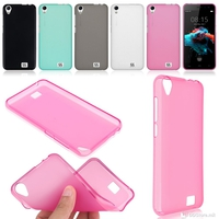 Case for HOMTOM HT16 Silicone Transparent