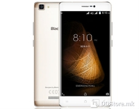 "Smartphone 5.5"" HD Blackview A8 MAX Gold 64Bit Quad Core 1.3GHz/2GB/16GB/4G/Dual SIM/5MP+8MP/A6.0"