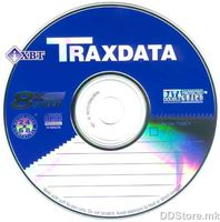 Traxdata CD-R 650Mb, White  printable
