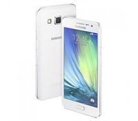 Samsung SM-A300FU Galaxy A3 LTE + Samsung Original Cover, Pearl White