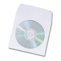 00-SL-E982L8P White paper envelope, with open window, 80 gsm (100pcs pack / 3500pcs carton)