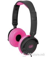 Headphones Trevi DJ605 Fucsia