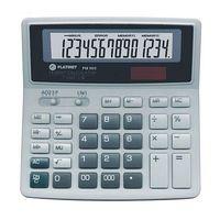 Calculator Platinet PM868 Battery/Solar Power 14 digits