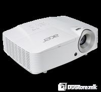 ACER X1378WH, DLP 3D, WXGA, 3800Lm, 20000/1, HDMI, 2Kg, EURO Power