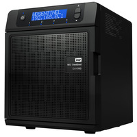 "Western Digital WD Sentinel™  DX4000 4TB, 4000 GB, LAN, 32 MB, 3,5"", Intellipower rpm"